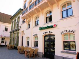 Hotel Eetcafe van Ee, Bergen op Zoom