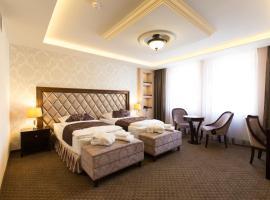 Hotel Dvorana, Karlovy Vary