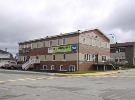 Hôtel Opémiska, Chapais