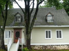 La Maison Ancestrale Guérard, Saint-Laurent-de-l'ile d'Orleans