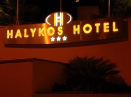 Halykos Hotel, Cammarata