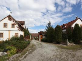 Penzion Levander, Horní Radouň