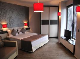 Hotel Gran Via, Burgas City