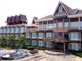 Sahid Bintan Beach Resorts, Teluk Bakau