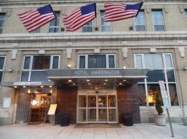 Hotel Harrington, Washington
