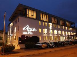 Centro Hotel Ayun, Cologne