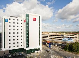ibis budget Birmingham International Airport – NEC, Bickenhill