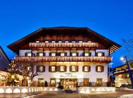 Hotel Weisses Lamm, Monguelfo