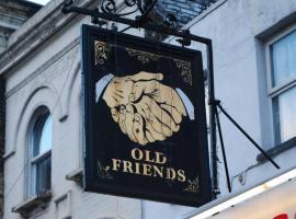 Old Friend Hotel