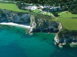 The Carlyon Bay Hotel, St Austell