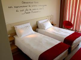 Hotel Residence & Centro Congressi Le Terrazze, Villorba