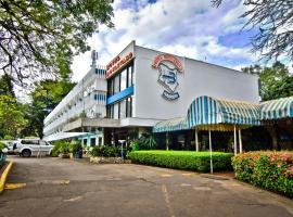 Sentrim Boulevard Hotel 4 Star Nairobi