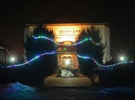 Imola Motel, Gheorgheni