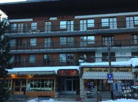 Hôtel Le Parc, Val d'Isère