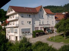Lautenfelsen Frühstückspension, Gernsbach