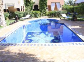 Villa Aalama, Marrákeš
