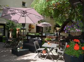 Hotel & Restaurant Le Chalvet, Embrun