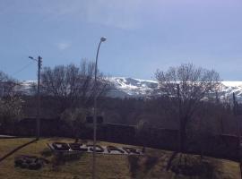 Hostal Argentino, Béjar