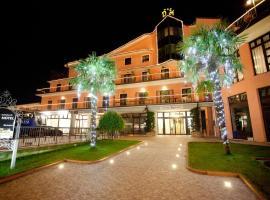 Demy Hotel, Aulla