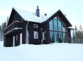 Ottsjö Bear Lodge, Ottsjö