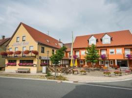 Gasthof Rose, Flachslanden