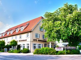 Hotel Neuwirtshaus - Superior, Stuttgart