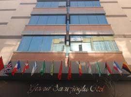 Grand Saatcioglu Hotel, Aksaray