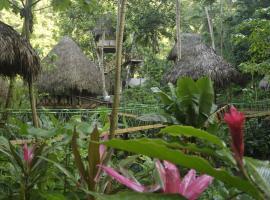 Dominican Tree House Village, Santa Bárbara de Samaná