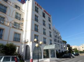 Hotel Monaco, Faro