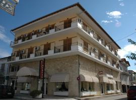 Hotel Orpheus, Souflíon