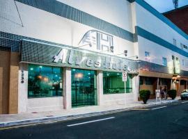 Alves Hotel, Marília