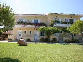 Villa Carina, Kounopetra