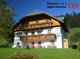 Appartements Pension Elfi, Gosau
