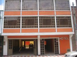 艾爾馬爾克斯德聖拉斐爾酒店, 波哥大