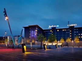 Radisson Blu Limfjord Hotel, Aalborg
