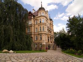 Apartmány Villa Liberty