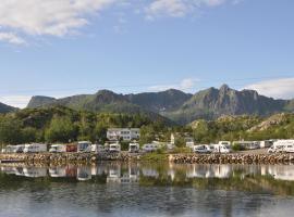 Kabelvåg Feriehus & Camping, Kabelvåg