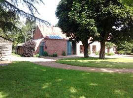 Villa Vigor, Peer