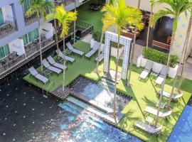 Sugar Marina Resort - FASHION - Kata Beach, Plage de Kata