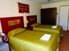 Hotel Monte Cordillera, Monte Patria