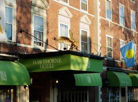 Hawthorne Hotel, Салем