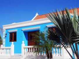 Blue Cunucu Villa With Pool, 노르트