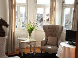 Hotel & Restaurant Auerstein, Χαϊδελβέργη
