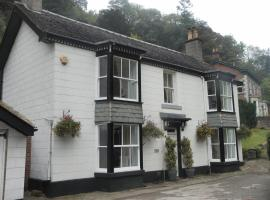 Stone Lodge, Matlock