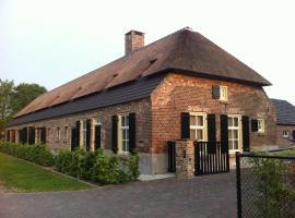 B&B Leendershoeve in Heusden, Asten