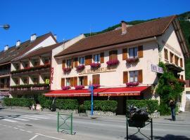 Hôtel Les Rochers, La Balme-de-Sillingy