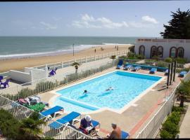 Vacancéole - Résidence de L'Océan, La Tranche-sur-Mer