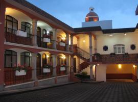 Hotel Colonial, Teziutlán