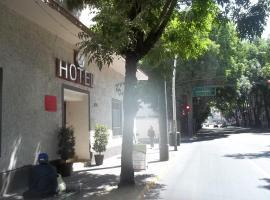 Hotel Jorge Alejandro, 과달라하라