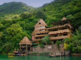 Laguna Lodge Eco-Resort & Nature Reserve, Santa Cruz La Laguna